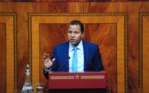 تدخل الأخ عمر عباسي في مناقشة الميزانيات الفرعية للجنة العدل والتشريع وحقوق الإنسان برسم مشروع القانون المالي 2018