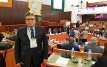 الأخ عبد اللطيف أبدوح يعقد لقاءات مع مسؤولين برلمانيين بأبيدجان