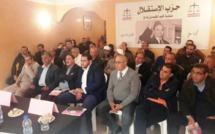 الأخ عمر عباسي يترأس المجلس الإقليمي بالفقيه بنصالح