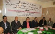 الاخ عبد اللطيف ابدوح يترأس اشغال المجلس الاقليمي لحزب الاستقلال بالرحامنة