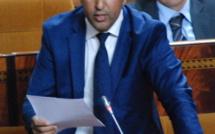 الأخ  هشام سعنان : الحكومة مطالبة بحماية السكان من خطر الدور الآيلة للسقوط والإسراع بإجاد بدائل منصفة