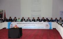 تعبئة الموارد المائية وحمايتها بالمغرب : أية استراتيجية؟ » في لقاء دراسي للفريق الاستقلالي بمجلس المستشارين بمراكش
