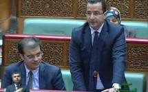 الأخ مولاي إبراهيم الشريف : دعوة الحكومة إلى اعتماد تدابير ملموسة للحد من الانبعاثات المضرة للمحطة الحرارية بالعيون