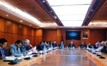 الاجتماع الأسبوعي للفريق الاستقلالي بمجلس النواب