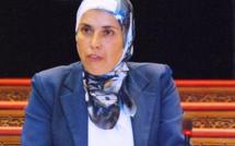 الأخت فاطمة الحبوسي : التعاونيات الفلاحية تحتاج  لتسويق أمثل لمنتوجاتها المجالية