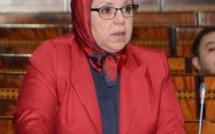 الأخت منيرة الرحوي : النهوض بقطاع التعليم  يجب أن يشكل  أولوية  إلى جانب قضية الوحدة الترابية
