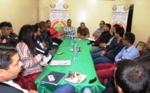 في اجتماع للمجلس الجهوي للشبيبة الاستقلالية بالعيون حول مستجدات القضية الوطنية