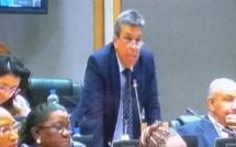 مداخلة المستشار عبد اللطيف أبوح عضو برلمان عموم إفريقيا في مناقشة الإصلاح المؤسساتي للإتحاد الإفريقي