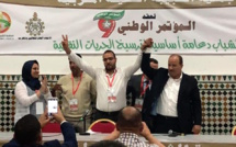 انتخاب الأخ هشام حريب بالإجماع كاتبا عاما جديدا لجمعية الشبيبة الشغيلة