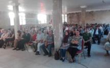 بالقصر الكبير يعقد الاتحاد العام للشغالين بالمغرب  مؤتمره المحلي السابع
