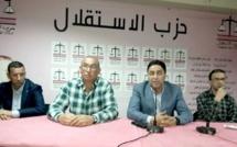 الأخ عمر حجيرة يترأس الدورة العادية للمجلس الإقليمي لحزب الاستقلال بوجدة