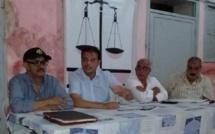 الأخ رحال المكاوي يترأس أشغال المجلس الإقليمي للحزب لبني ملال