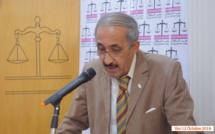 الأخ محمد بلماحي مبعوث اللجنة التنفيذية يترأس المجلس الاقليمي لحزب الاستقلال بمولاي