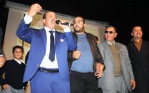 الأخ النعم ميارة يترأس لقاء تواصليا حاشدا مع مناضلات ومناضلي الاتحاد العام بجهة طنجة تطوان
