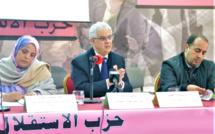 نزار بركة : حزب الاستقلال يعبر عن التزامه بدعم الغرف المهنية