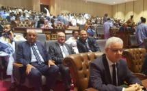 برئاسة الأخ الأمين العام وفد استقلالي هام يشارك في المؤتمر الوطني العادي الثاني لحزب الاتحاد من أجل الجمهورية الموريتاني الحاكم