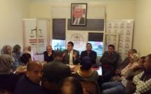 الأخ عزيز هيلالي يترأس الجمع العام لفرع حزب الاستقلال بالعيايدة بسلا
