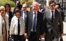 وفد فرنسي رفيع المستوى في زيارة عمل رسمية لمدينة الداخلة