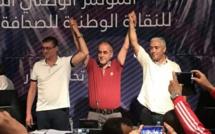 تجديد الثقة في الأخ عبد الله البقالي رئيسا للنقابة الوطنية للصحافة المغربية لولاية ثانية