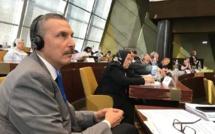 تدخل الدكتور علال العمراوي في الجلسة الصيفية للجمعية البرلمانية لمجلس أوربا