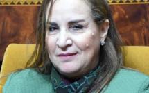 الأخت سعيدة أبو علي : الدعوة الى إجراءات عملية لحماية حقوق العمال المغاربة بدول الخليج