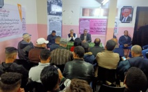 الأخ أحمد شجاري يترأس أشغال الجمع العام لتجديد مكتب فرع حزب الاستقلال بمقاطعة مولاي رشيد