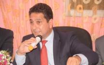 """الأخ مولاي أحمد أفيلال رئيس الاتحاد العام للمقاولات والمهن يؤطر شباب البيضاء حول الفرص التي يقدمها برنامج """"انطلاقة"""" والسبل الكفيلة للإستفادة منه"""