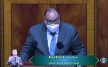 الأخ محمد الحافظ: مساءلة الحكومة عن الإجراءات المتخذة لتجاوز الآثار السلبية  لجائحة كورونا على الاقتصاد الوطني