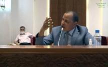 الأخ عمر عباسي: ضرورة الانكباب على معالجة المشاكل التي يتخبط فيها قطاع الشباب والرياضة