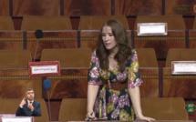 الأخت رفيعة المنصوري: الحكومة واهمة إذا كانت تعتقد أنها ستحارب العنف ضد المرأة  بوصلات إشهارية