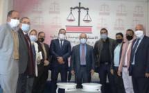 ممثلو جمعية ووسطاء ومستثمري التأمين بالمغرب في ضيافة الفريق الاستقلالي بمجلس النواب