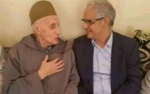 الأخ نزار بركة يقدم واجب العزاء في المجاهد الكبير والوطني الغيور الحاج عبدالله الزجلي