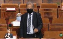 الأخ محمد بودس: ضرورة بناء المزيد من السدود الصغرى والتلية من أجل توفير الأمن الغذائي للمواطنين