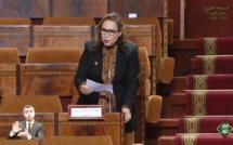 الأخت سعيدة أيت أبو علي : دعوة الحكومة إلى الإسراع بمعالجة أوضاع  القاصرين المغاربة  بالديار الإسبانية