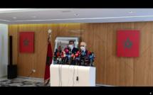 كلمة الأخ نزار بركة، الأمين العام لحزب الاستقلال إثر إستقباله من طرف السيد عزيز أخنوش رئيس الحكومة المعين خلال إنطلاق مشاورات تشكيل الحكومة